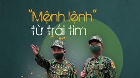 Tuyến đầu chống dịch ở Nghệ An: 'Mệnh lệnh' từ trái tim