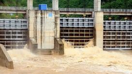 Nhà máy Thủy điện Bản Ang sẽ xả lũ với lưu lượng 500 - 1.000 m3/s