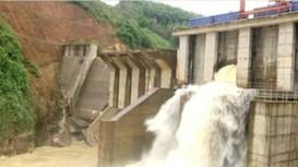 Nhà máy Thủy điện Châu Thắng thông báo xả lũ