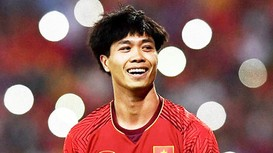 Xem pha ghi bàn của Công Phượng trong trận ra mắt tại Hàn Quốc