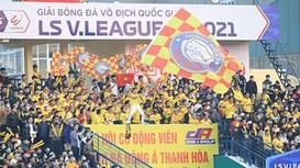 Phi Sơn bỏ ngỏ khả năng ra sân gặp SHB Đà Nẵng; Sân Thanh Hóa tiếp tục miễn phí vé cho khán giả
