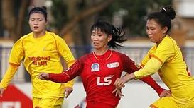 Hai trận giải bóng đá nữ Cúp Quốc gia tạm hoãn; Vòng 7 hạng Nhất:BR-VT ngã ngựa, Phù Đổng hết phép