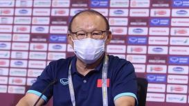 HLV Park Hang Seo: 'Đẳng cấp của UAE đã tăng lên một bậc'; Tuấn Anh không có mặt trong trận gặp UAE
