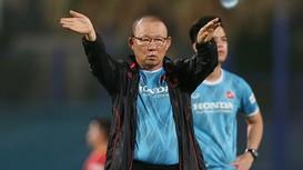 HLV Park Hang-seo: Các cầu thủ Việt Nam rất quyết tâm để thắng Trung Quốc