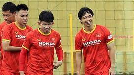 Công Phượng khoác áo số 10, để lại kiểu đầu thành công ở U23 châu Á 2018; Futsal Panama 2-3 Việt Nam