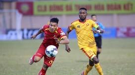 Cựu hậu vệ SLNA Nguyễn Sỹ Nam gia nhập SHB Đà Nẵng