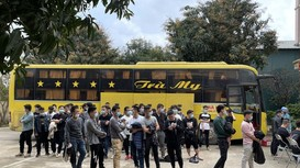 Nghệ An: 53 người Trung Quốc nhập cảnh trái phép bị phạt hơn 200 triệu đồng