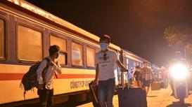 Nghệ An đang cách ly tập trung 287 người về từ TP Hồ Chí Minh