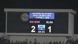 Clip SLNA thua ngược Sài Gòn