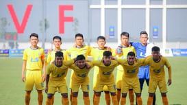 TRỰC TIẾP: Bán kết U17 Quốc gia SLNA vs SHB Đà Nẵng