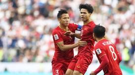 Những bàn thắng đậm dấu ấn cầu thủ xứ Nghệ tại Asian Cup 2019