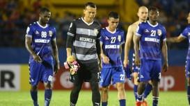 Video: Tấn Trường sai lầm ngớ ngẩn khiến B. Bình Dương thua ở lượt trận thứ 2 AFC Cup 2019