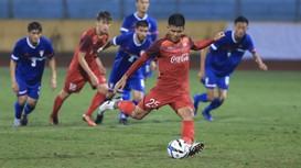 Trực tiếp Vòng loại U23 châu Á 2020: Việt Nam - Brunei