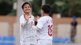 TRỰC TIẾP: Việt Nam - Thái Lan (Chung kết bóng đá nữ SEA Games 30)