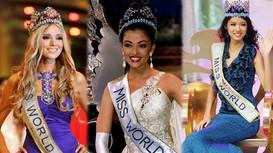 10 Hoa hậu Thế giới đẹp nhất lịch sử