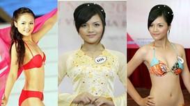 Nhan sắc của 'My sói' Thu Quỳnh khi thi Hoa hậu Việt Nam cách đây 13 năm