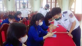 Gần 830 ngàn người tham gia Cuộc thi trực tuyến 'Tìm hiểu Luật Cảnh sát biển Việt Nam'