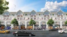 Nhà phố thương mại Hoàng Sơn: Lợi ích nhân đôi - Sinh lời bền vững