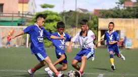 Hoãn tổ chức Giải bóng đá Thiếu niên - Nhi đồng Cúp Báo Nghệ An năm 2021