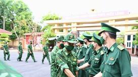 18 cán bộ quân y tình nguyện tham gia đội cơ động chống dịch Covid - 19