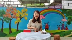 Giáo viên mầm non vùng cao Nghệ An quay clip hỗ trợ trẻ học ở nhà mùa dịch