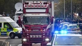 Diễn biến mới nhất về thông tin 39 người tử vong trong container ở Anh