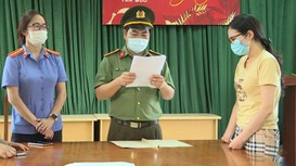 'Nữ quái' đưa 52 người Trung Quốc nhập cảnh trái phép vào Vĩnh Phúc khai gì?