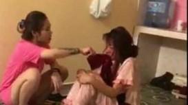 Vụ cô gái bị lột đồ, làm nhục, bắt giam đôi nam nữ