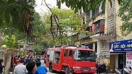 Tăng cường trách nhiệm để hạn chế cháy nổ ở nhà chung cư