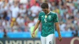 Đức thành cựu vô địch khi thất bại dưới tay Hàn Quốc