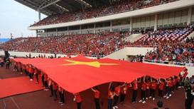 [Trực tiếp] Lễ vinh danh Đoàn thể thao Việt Nam và Olympic Việt Nam