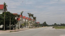 Thành phố Vinh sẽ khai thác quỹ đất các tuyến đường lớn