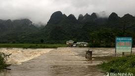 Nghệ An chủ động các phương án phòng chống lụt bão