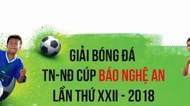 Highlight: NĐ Nghi Lộc - NĐ Hoàng Mai (3-0)