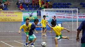 Highlight: NĐ Đô Lương - NĐ Tân Kỳ (2-0)