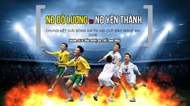 Highlight: NĐ Yên Thành - NĐ Đô Lương