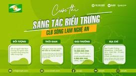 CLB SLNA công bố thể lệ, chính thức khởi động cuộc thi sáng tác logo