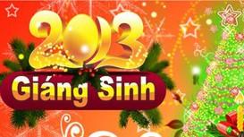 Thư mừng Giáng sinh của Chủ tịch UB Đoàn kết công giáo tỉnh Nghệ An