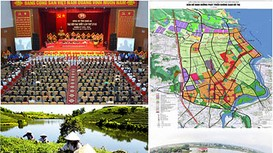 [Infographics] 10 sự kiện, thành tựu nổi bật năm 2015 của Nghệ An