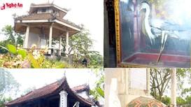 Những điều lý thú ít người biết ở Đền Cuông (Nghệ An)