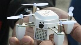 Học sinh lớp 9 chế tạo flycam giá một triệu đồng