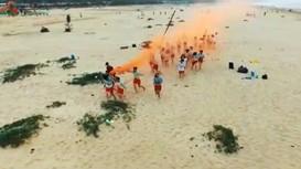 'Đã mắt' với clip kỷ yếu của học sinh trường Huỳnh