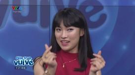 Cô nàng 7 thứ tiếng nhảy cover điêu luyện trên sóng truyền hình