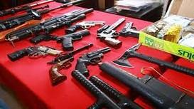 Kho vũ khí trong nhà kẻ chủ mưu giết người ở Hà Nội