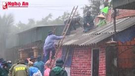 Thành phố Vinh diễn tập phòng chống thiên tai, cứu nạn