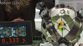 Robot lập kỷ lục giải khối rubik trong hơn nửa giây