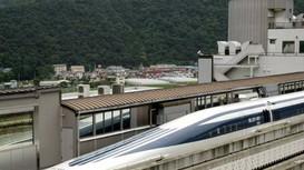 Tàu siêu tốc Nhật Bản chạy với tốc độ 603 km/h