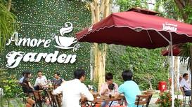 Cafe Amore Garden - không gian xanh cho bạn
