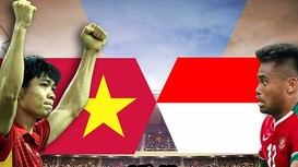 SEA Games 29: Trực tiếp U22 Việt Nam gặp U22 Indonesia