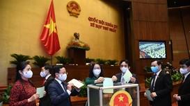 Quốc hội xem xét nhân sự Chủ tịch nước nhiệm kỳ mới